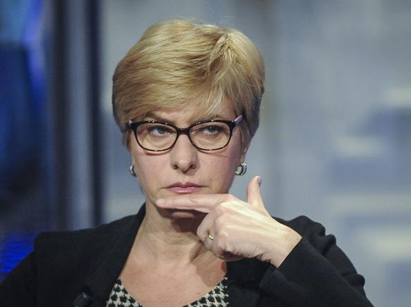 Il ministro della difesa Roberta Pinotti (Imagoeconomica)