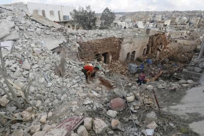 Siria: la battaglia per la conquista di Aleppo