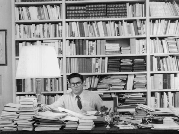 Pier Paolo Pasolini (Archivio Rcs)