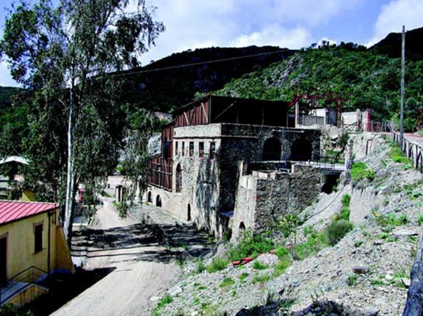 Il villaggio minerario «Rosas» a Narcao