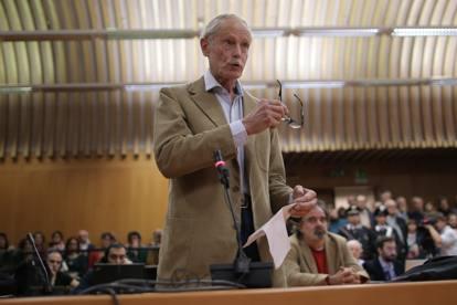 Processo no Tav: Erri De Luca parla in aula prima della sentenza