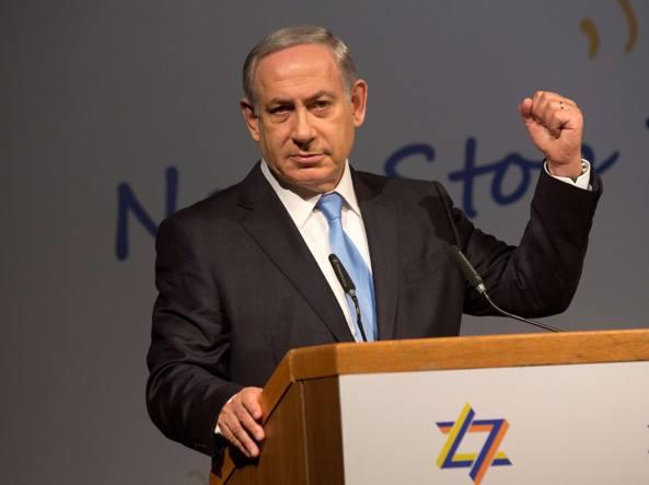 Benjamin Netanyahu (Reuters/Cohen)