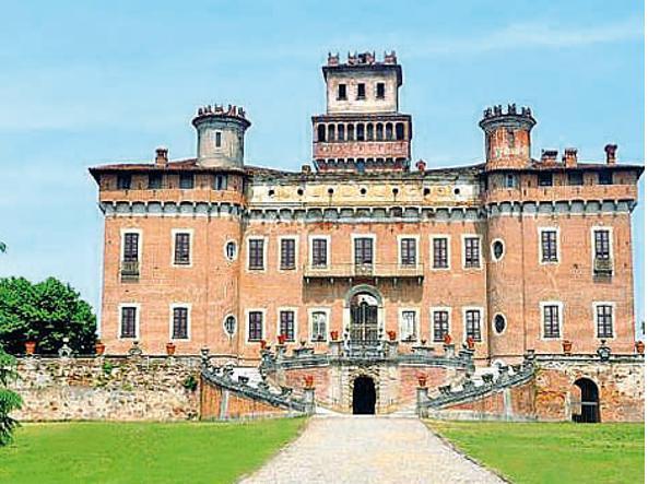 Castelli d italia le dimore storiche da vignanello a for Dimore milano vendita