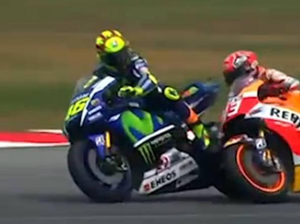 MotoGp: addio patente a punti, mai più casi Rossi-Marquez