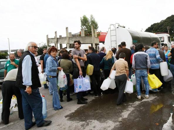 Emergenza idrica a Messina, verso la normalizzazione$