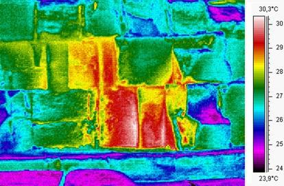 Egitto: le anomalie termiche della piramide di Cheope