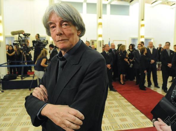 Andr� Glucksmann (1937-2015) in una foto Afp del 2008