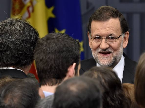 Mariano Rajoy (Afp/Julien)