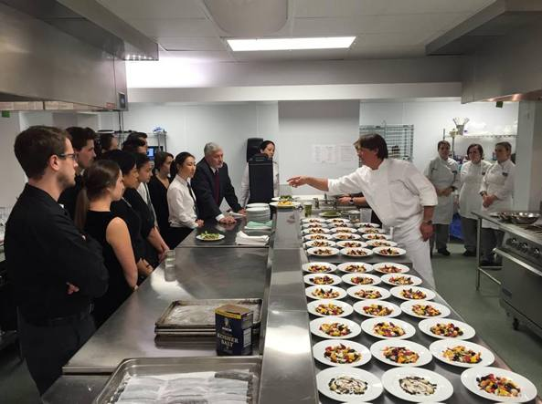 Il Goldring Center for Culinary Medicine di Tulane (foto Facebook)
