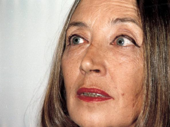 Oriana Fallaci (Ap/Pistoia)