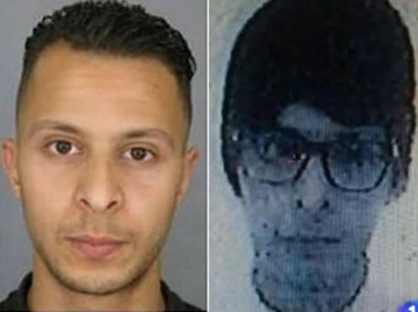 Le foto di Salah «prima e dopo»