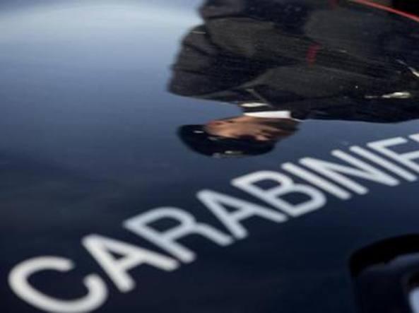 Il blitz di Corleone condotto dai Carabinieri, una foto di archivio(Ansa)