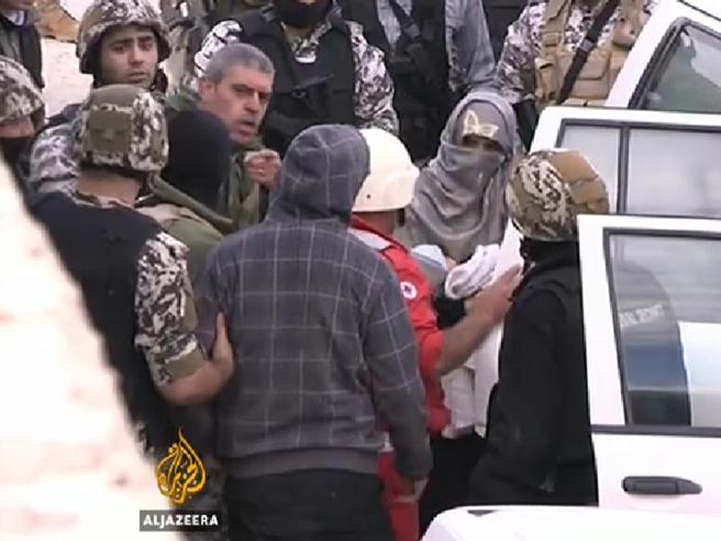 Ex moglie di al-Baghdadi e figlia liberate in scambio di prigionieri