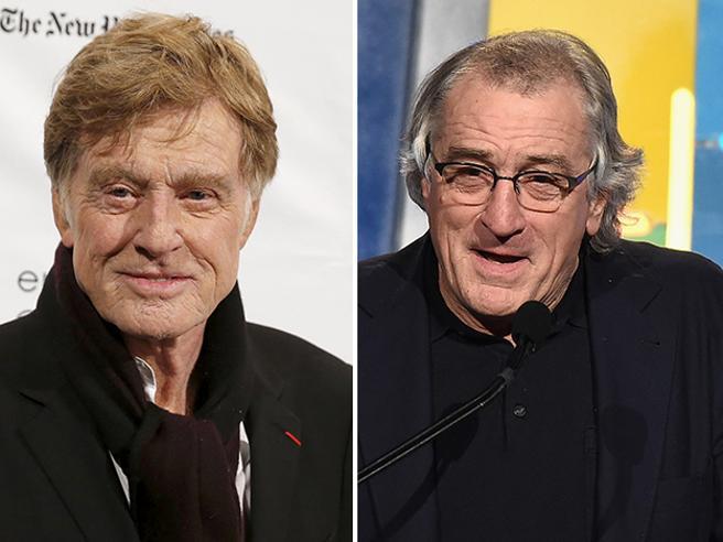 Guarda chi si rivede  Anche Redford e De Niro ai Gotham Awards
