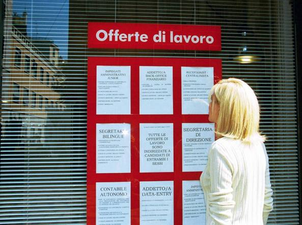 Lavoro, Istat: III trimestre +42 mila occupati, +0,2% trimestrale