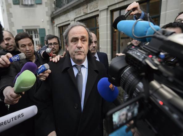 Scandalo FIFA: Platini non si presenta in udienza