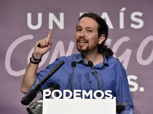 Pablo Iglesias (Afp)