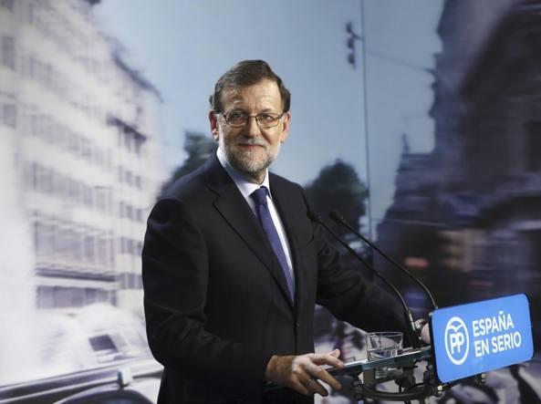 Mariano Rajoy  (LaPresse)