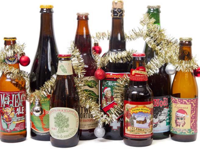Non solo champagneUn brindisi alternativocon  le birre di Natale