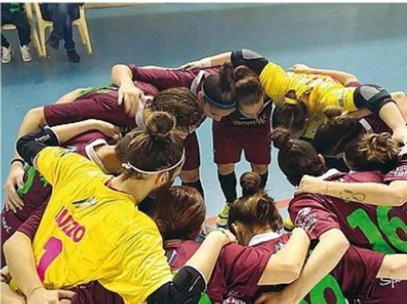 Le ragazze dello «Sporting Locri»