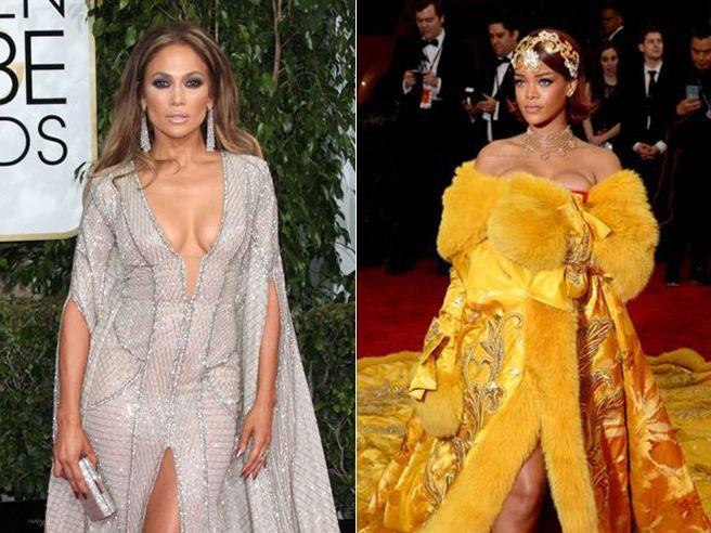 Da Cyrus scandalosa a Santanché «arbre magique»: i look 2015 in 150 immagini