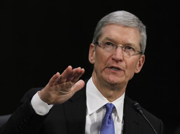 Tim Cook (Reuters)