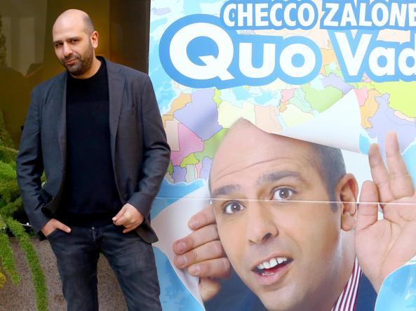 Record di incassi in Italia per Quo Vado? di Zalone