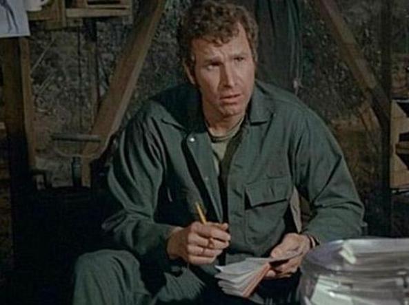 Il capitano John �Trapper� McIntyre