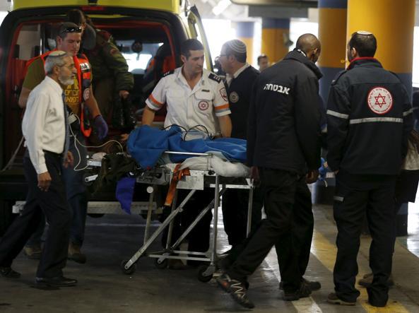 La soldatessa israeliana colpita da un cecchino palestinese  (Reuters)