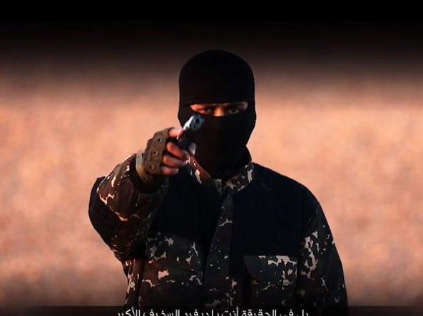 Il nuovo boia di Isis
