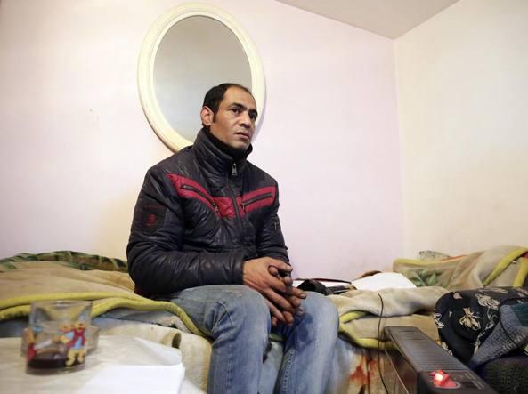 Fouad Baamarouf (foto Marco Bergamaschi)