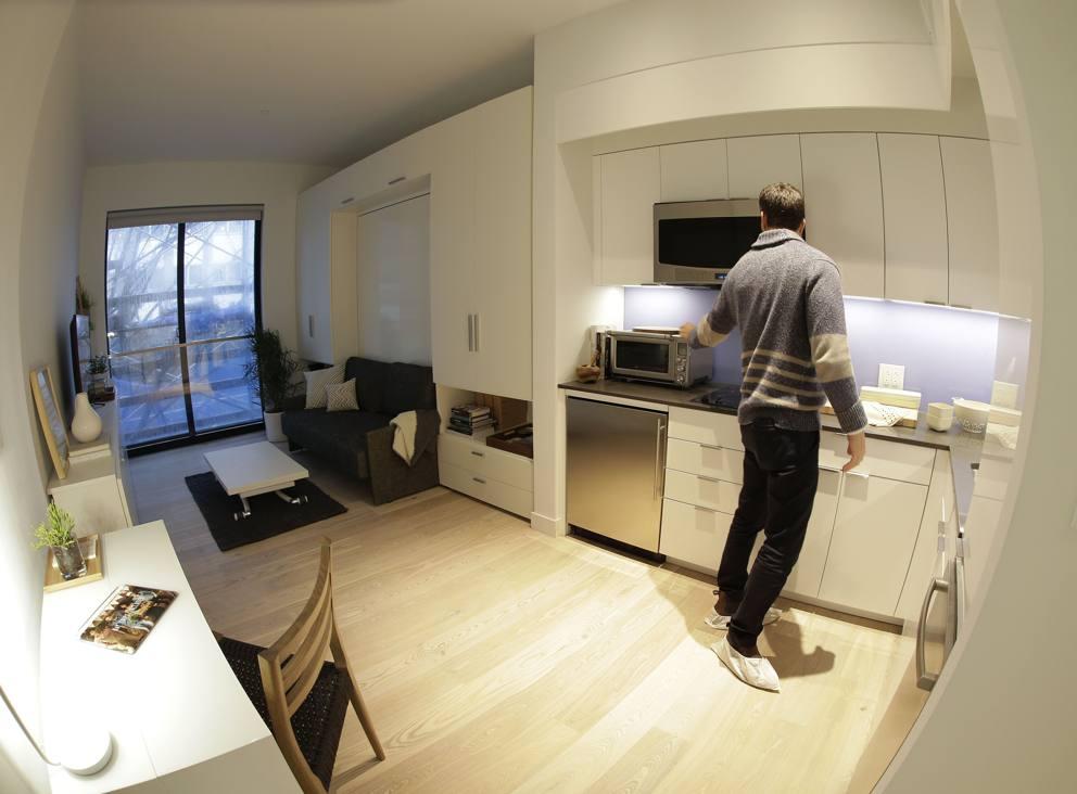 New york i mini appartamenti di carmel place for Affittare appartamento a new york