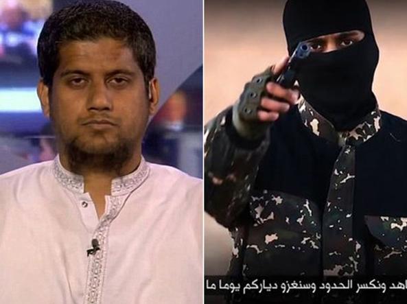 Siddharta Dhar, il boia di Isis apparso in un nuovo video