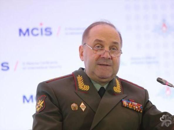 Igor Dmietrevich  Sergun