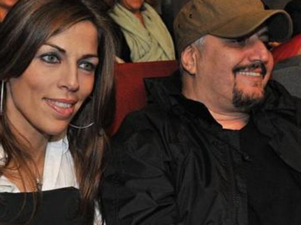 Pino Daniele e Fabiola Sciabarrasi