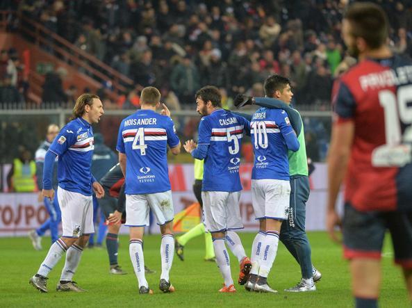 Lo stadio Luigi Ferraris di Genova: la Serie A riparte da qui