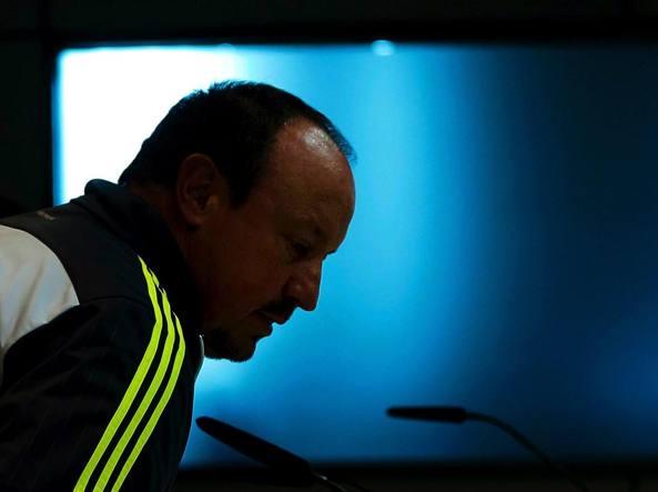 Rafa Benitez (Epa/Martin)