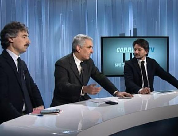 Verducci e Quagliarello a #corrierelive