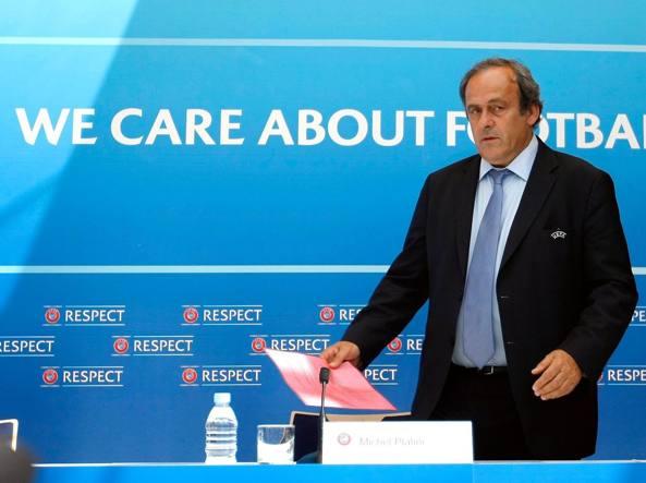 Michel Platini (Ansa)