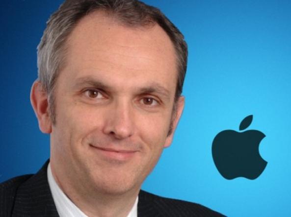 Luca Maestri, direttore finanziario di Apple