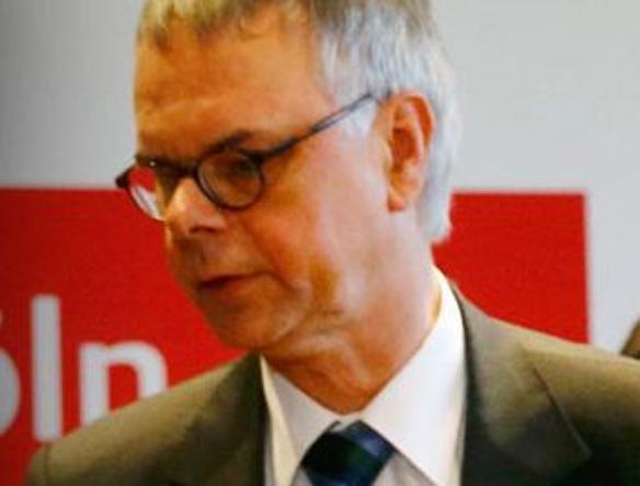 Wolfgang Albers, ormai ex capo della polizia di Colonia