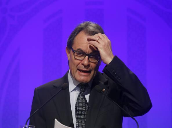 Artur Mas (Reuters/Gea)