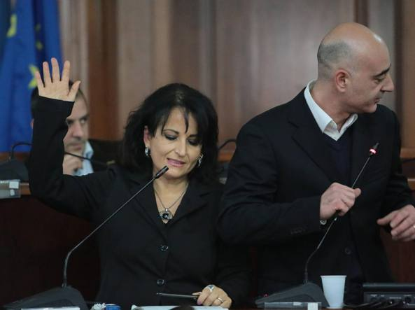Rosa Capuozzo (Fotogramma)