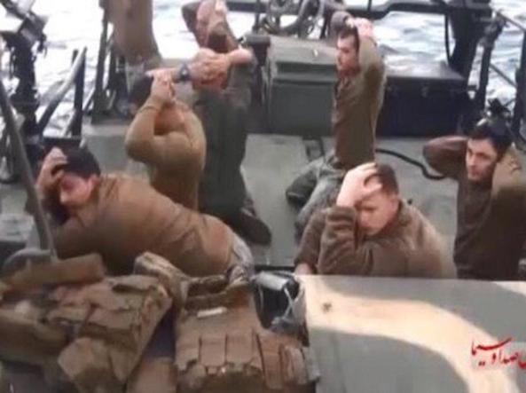 I marinai catturati