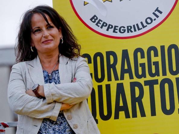 Rosa Capuozzo, sindaco di Quarto  (Ansa)