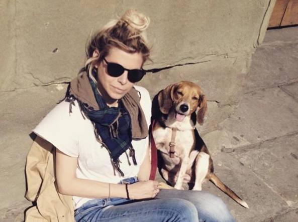 Ashley Olsen, la ragazza strangolata a Firenze (Ansa)