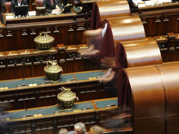 La Camera si appresta alla discussione sull'eutanasia (Ansa)