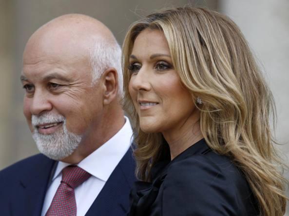 René Angélil con Céline Dion(Reuters/Platiau)