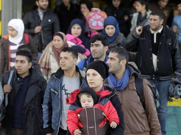 Rifugiati siriani in Turchia (Epa)