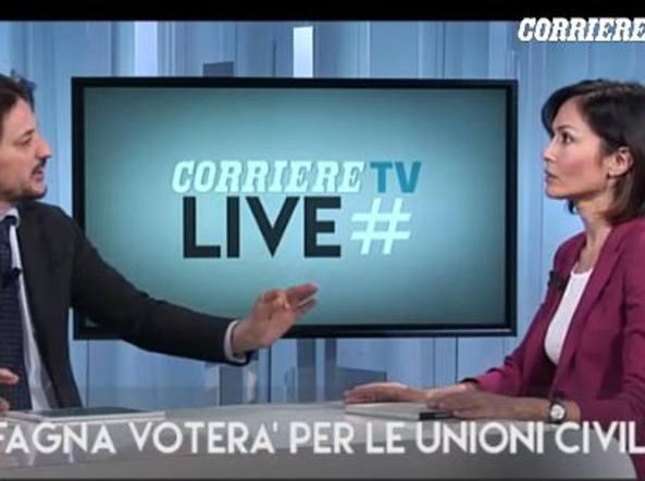 Mara Carfagna a #Corrierelive
